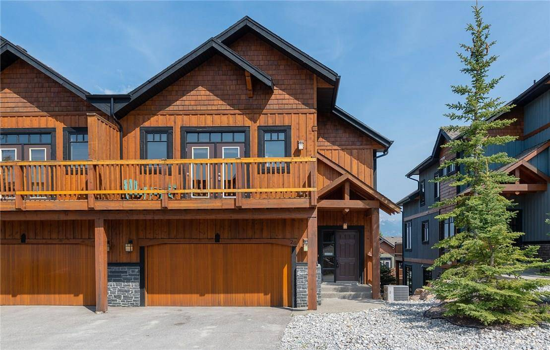 Townhouse for sale at 2600 Riverrock Wy Unit 26 Invermere British Columbia - MLS: 2438089