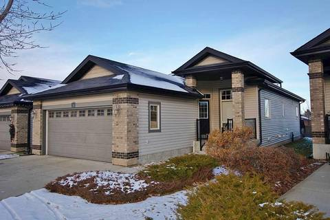 Townhouse for sale at 276 Cranford Dr Unit 26 Sherwood Park Alberta - MLS: E4168076