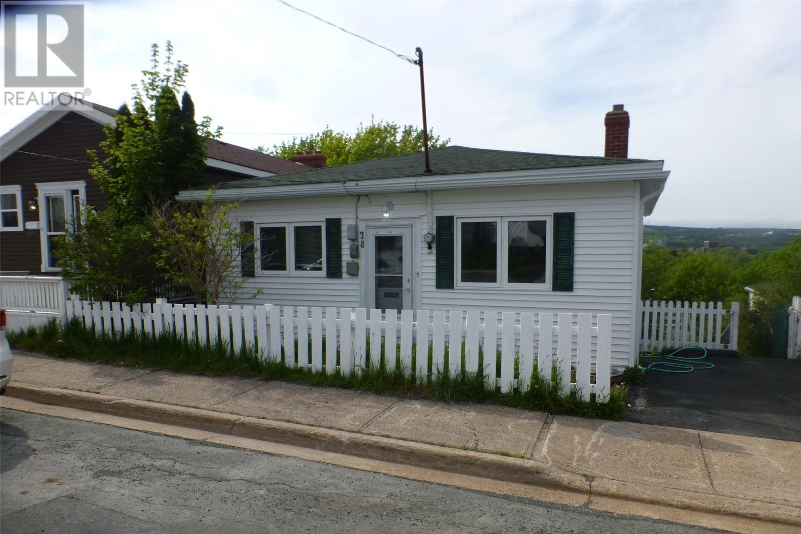 House for sale at 26 Goodridge St St. John's Newfoundland - MLS: 1216225