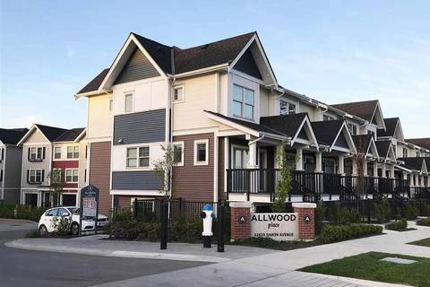 Townhouse for sale at 32633 Simon Ave Unit 26 Abbotsford British Columbia - MLS: R2382163