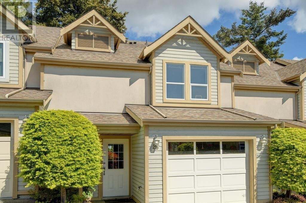 Townhouse for sale at 3947 Cedar Hill Cross Rd Unit 26 Victoria British Columbia - MLS: 424733