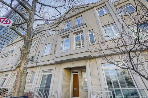 Condo for sale at 40 Mcmurrich St Toronto Ontario - MLS: C4729558