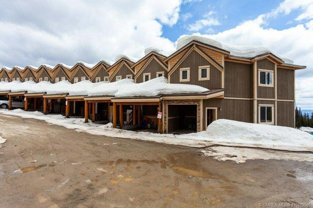 Townhouse for sale at 5020 Snowbird Wy Unit 26 Big White British Columbia - MLS: 10202985