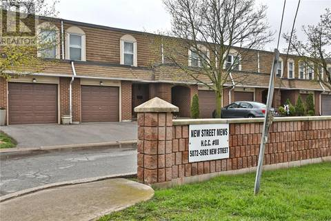 Townhouse for sale at 5080 New St Unit 26 Burlington Ontario - MLS: 30732349