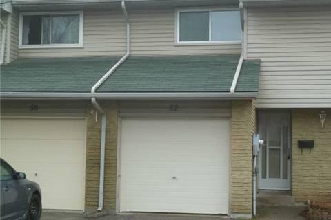 Condo for sale at 52 Orange Mill Ct Orangeville Ontario - MLS: W4733533