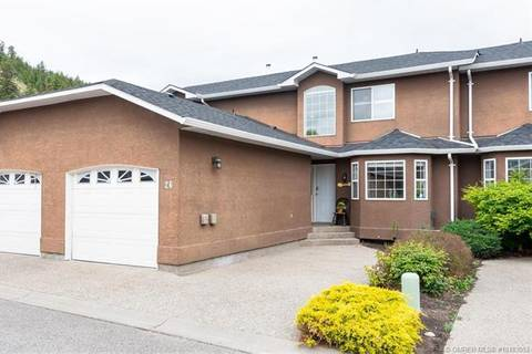 Townhouse for sale at 535 Glenmeadows Rd Unit 26 Kelowna British Columbia - MLS: 10183053