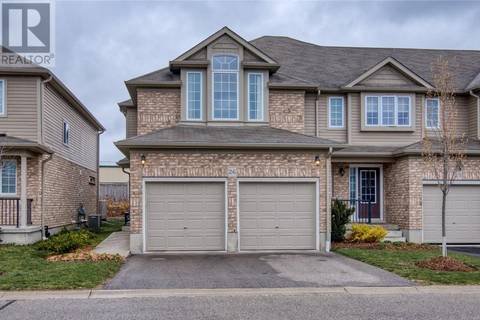 Townhouse for sale at 555 Chablis Dr Unit 26 Waterloo Ontario - MLS: 30734400