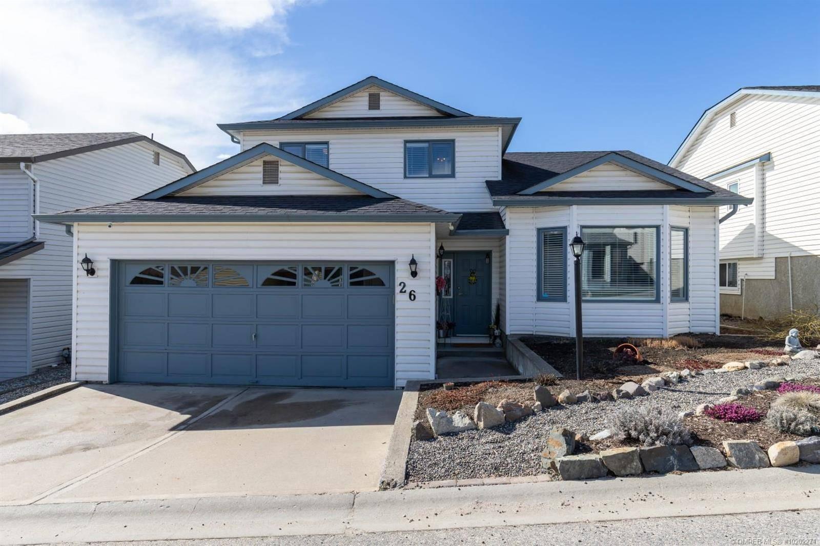 House for sale at 555 Glenmeadows Rd Unit 26 Kelowna British Columbia - MLS: 10202271