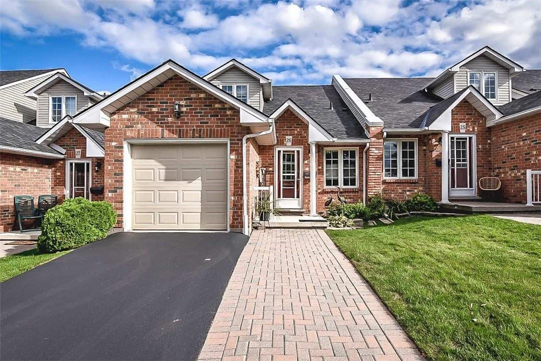 Townhouse for sale at 60 Rice Ave Unit 26 Hamilton Ontario - MLS: H4090347