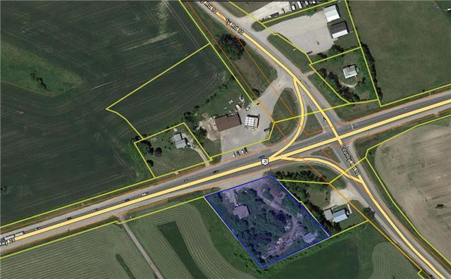 For Sale: 6029 Hwy 26 Exwy, Clearview, ON | 0 Bath Property for $549,900. See 2 photos!