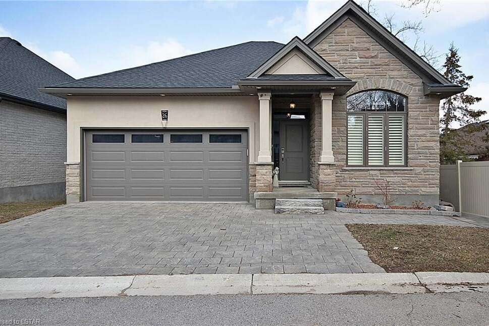 House for sale at 696 Commissioners Rd Unit 26 London Ontario - MLS: 252729