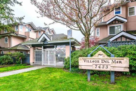 Townhouse for sale at 7433 16th St Unit 26 Burnaby British Columbia - MLS: R2358706
