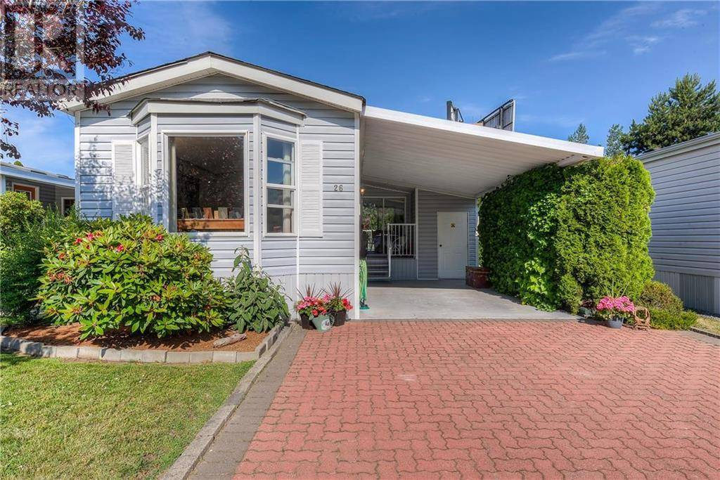 Residential property for sale at 7583 Central Saanich Rd Unit 26 Central Saanich British Columbia - MLS: 413217