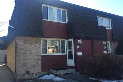 Townhouse for sale at 80 Galbraith Dr Southwest Unit 26 Calgary Alberta - MLS: C4234150