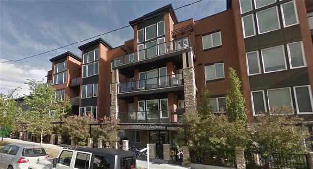 Buliding: 836 Royal Avenue Southwest, Calgary, AB