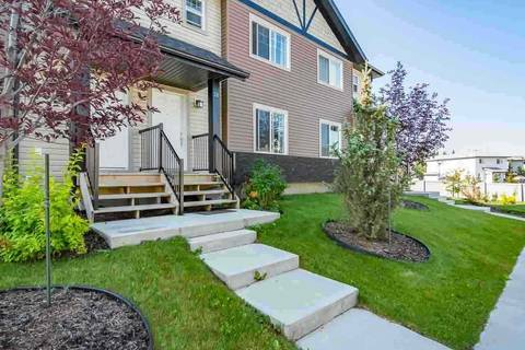 Townhouse for sale at 8716 179 Ave Nw Unit 26 Edmonton Alberta - MLS: E4161188