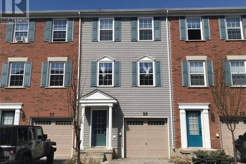 Townhouse for sale at 91 Coughlin Rd Unit 26 Barrie Ontario - MLS: 30734645