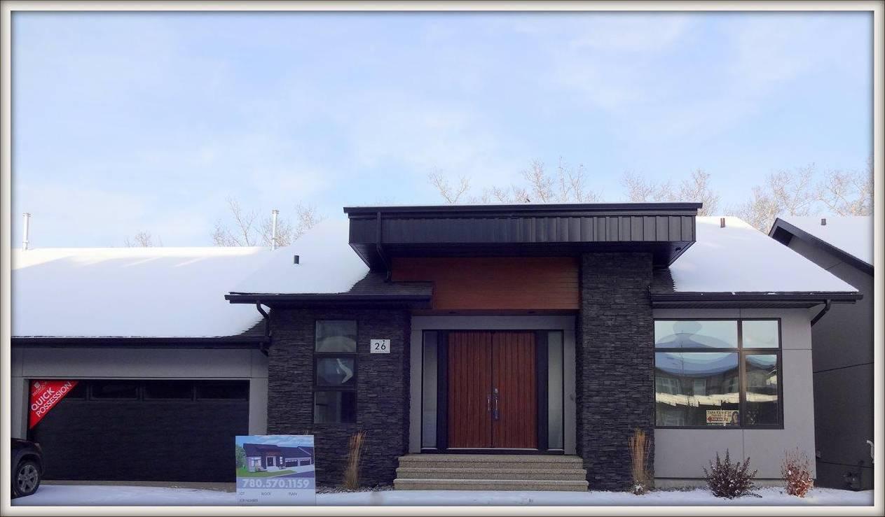 Townhouse for sale at 95 Salisbury Wy Unit 26 Sherwood Park Alberta - MLS: E4184623