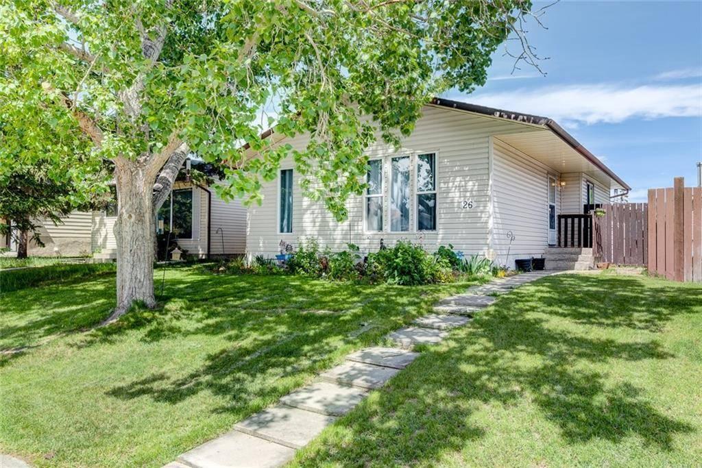 House for sale at 26 Aberdare Rd Ne Abbeydale, Calgary Alberta - MLS: C4228775