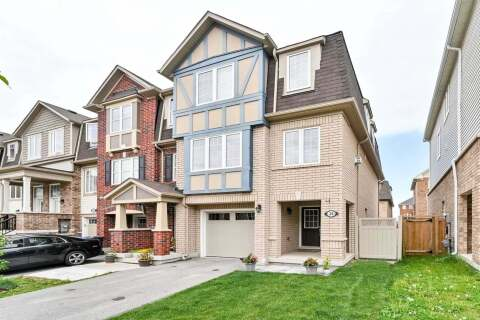 Townhouse for sale at 26 Affleck Rd Brampton Ontario - MLS: W4776179