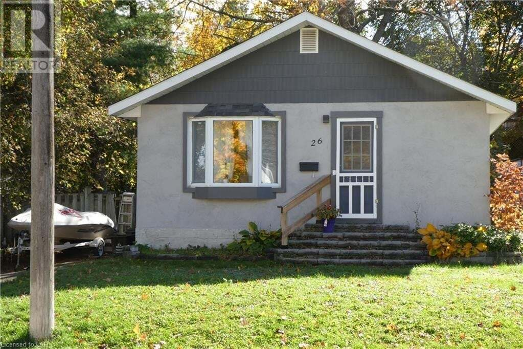 House for sale at 26 Albany Ave Orillia Ontario - MLS: 40034984