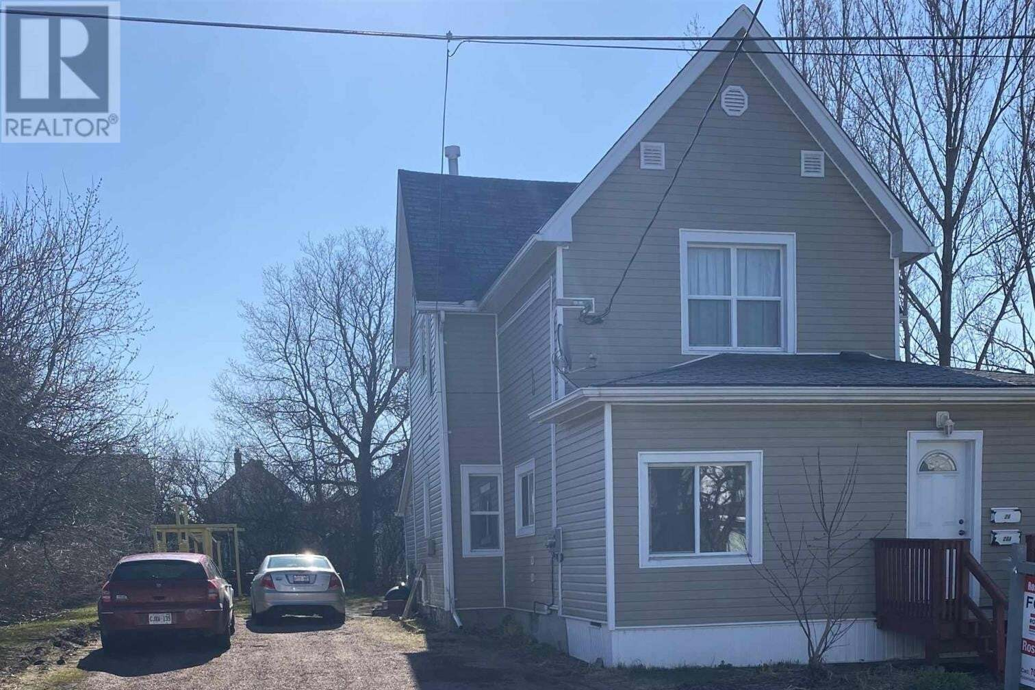 Townhouse for sale at 26 Alberta Ave Sault Ste. Marie Ontario - MLS: SM128203