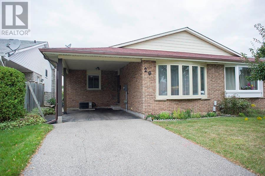 Removed: 26 Autumn Road, Brantford, ON - Removed on 2019-09-22 03:06:09