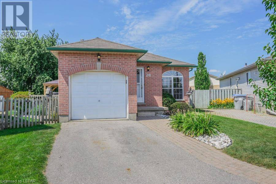 House for sale at 26 Aylesford Ct Kilworth Ontario - MLS: 228401