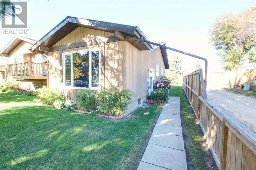 Townhouse for sale at 26 Baird St Red Deer Alberta - MLS: ca0180002