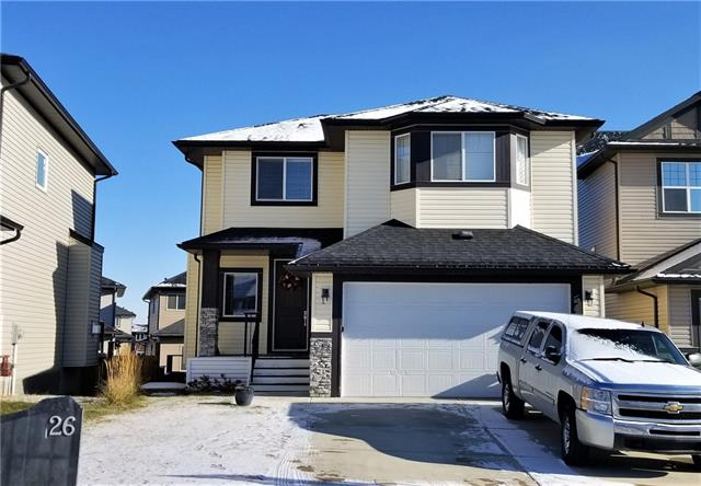 Sold: 26 Baysprings Terrace Southwest, Airdrie, AB