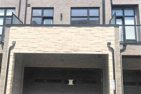 Townhouse for rent at 26 Benoit St Vaughan Ontario - MLS: N4551732