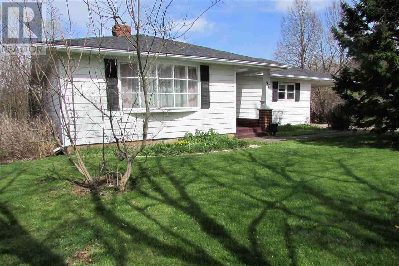 House for sale at 26 Bigney Ave Bible Hill Nova Scotia - MLS: 202008452
