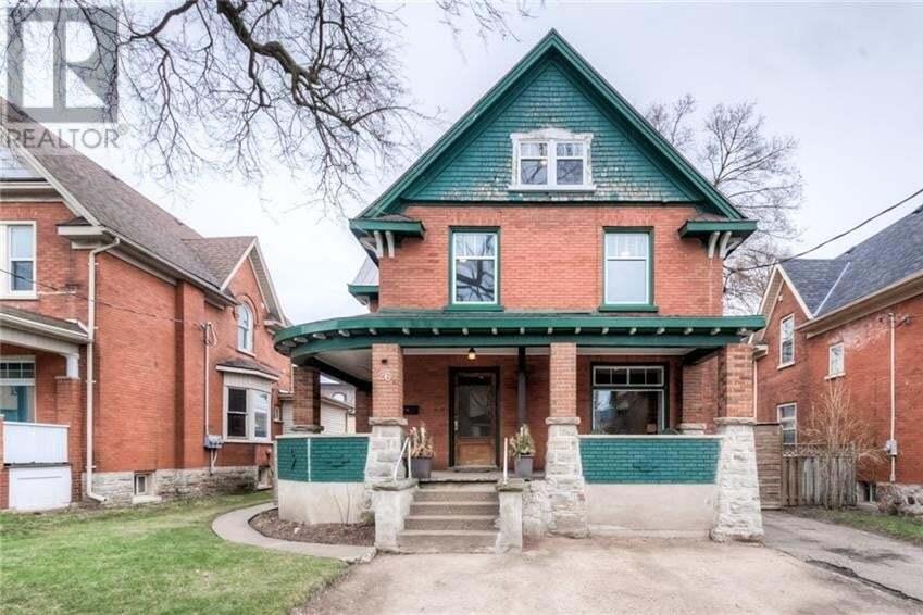 Townhouse for sale at 26 Bingeman St Kitchener Ontario - MLS: 30804754