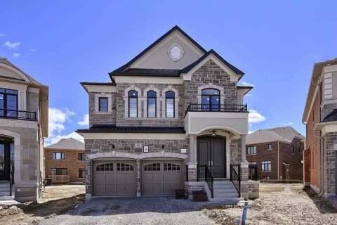 House for sale at 26 Botelho Circ Aurora Ontario - MLS: N4794151