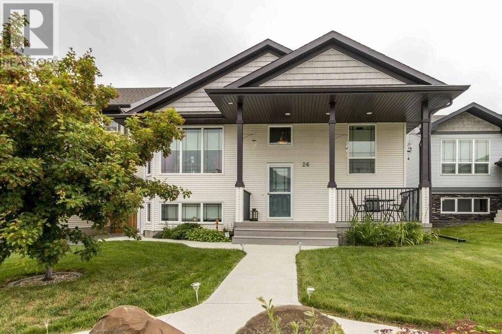 House for sale at 26 Bowman Circ Sylvan Lake Alberta - MLS: ca0172304