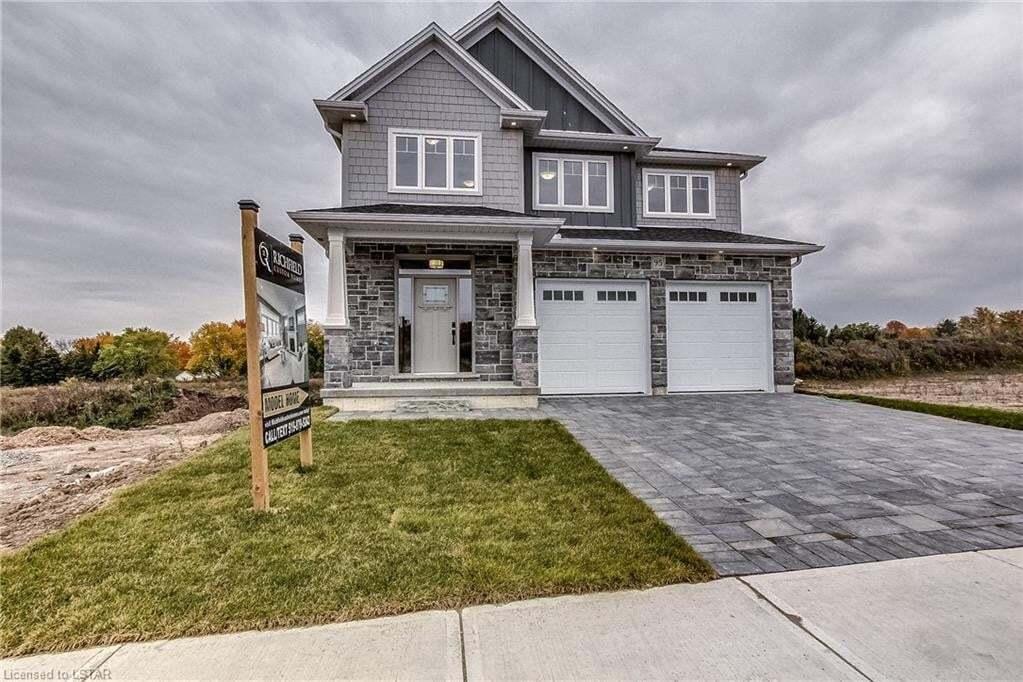 House for sale at 26 Bowman Dr Ilderton Ontario - MLS: 256130