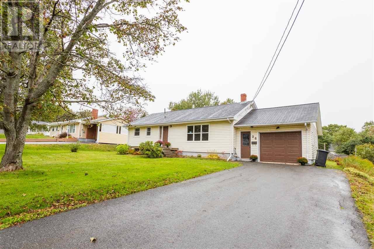 House for sale at 26 Brows Ln Sherwood Prince Edward Island - MLS: 201924388