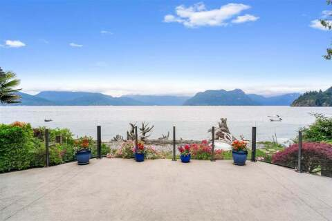 House for sale at 26 Brunswick Beach Rd Lions Bay British Columbia - MLS: R2474030