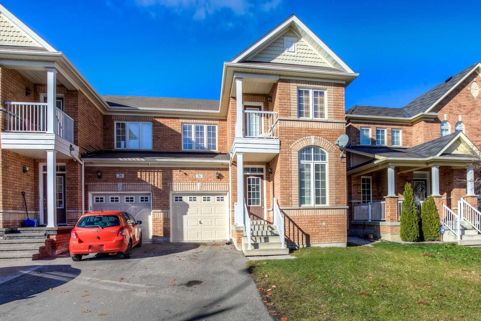 House for sale at 26 Callalily Road Brampton Ontario - MLS: W4317086