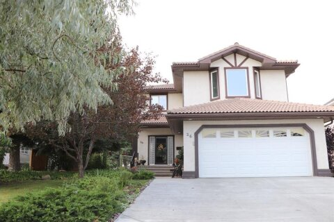 House for sale at 26 Canyon Blvd W Lethbridge Alberta - MLS: A1039853