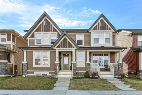 Townhouse for sale at 26 Chaparral Valley Sq SE Calgary Alberta - MLS: A1046924