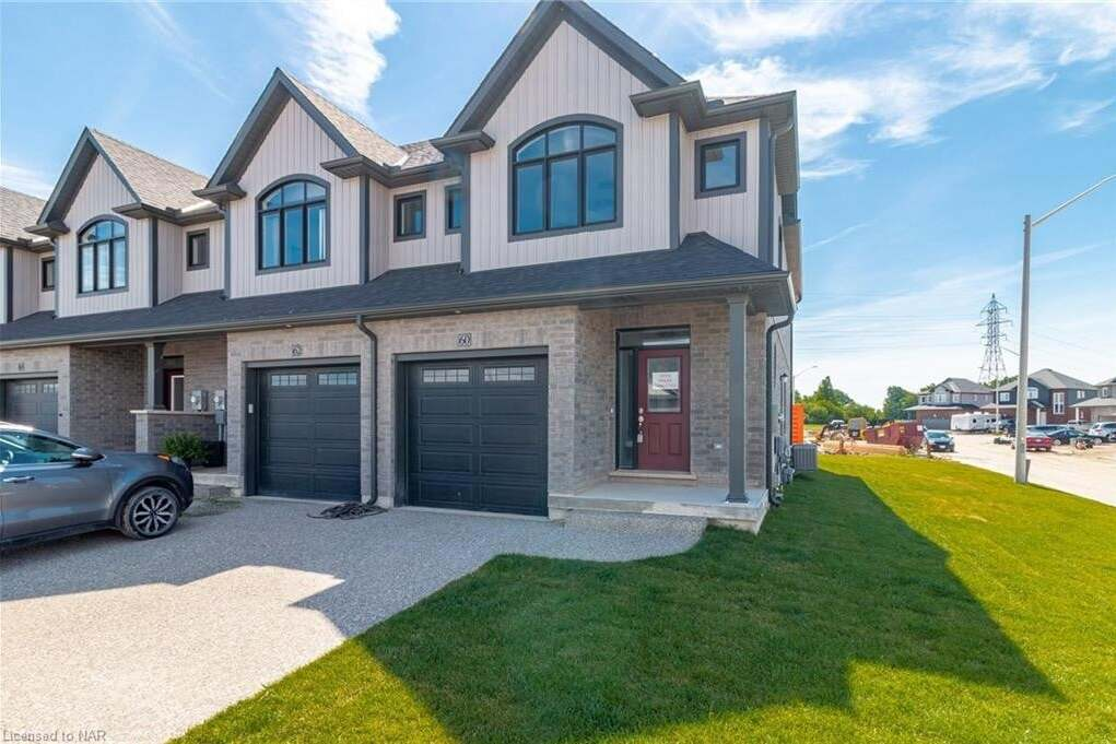 Townhouse for sale at 26 Cinnamon St Thorold Ontario - MLS: 30811364
