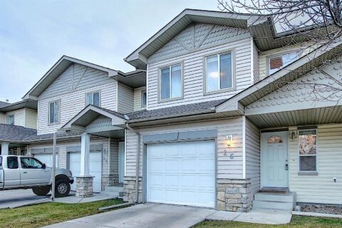 Townhouse for sale at 26 Citadel Meadow Gdns NW Calgary Alberta - MLS: A1046908