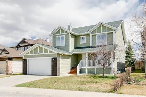 House for sale at 26 Cougarstone Cres Southwest Calgary Alberta - MLS: C4282262