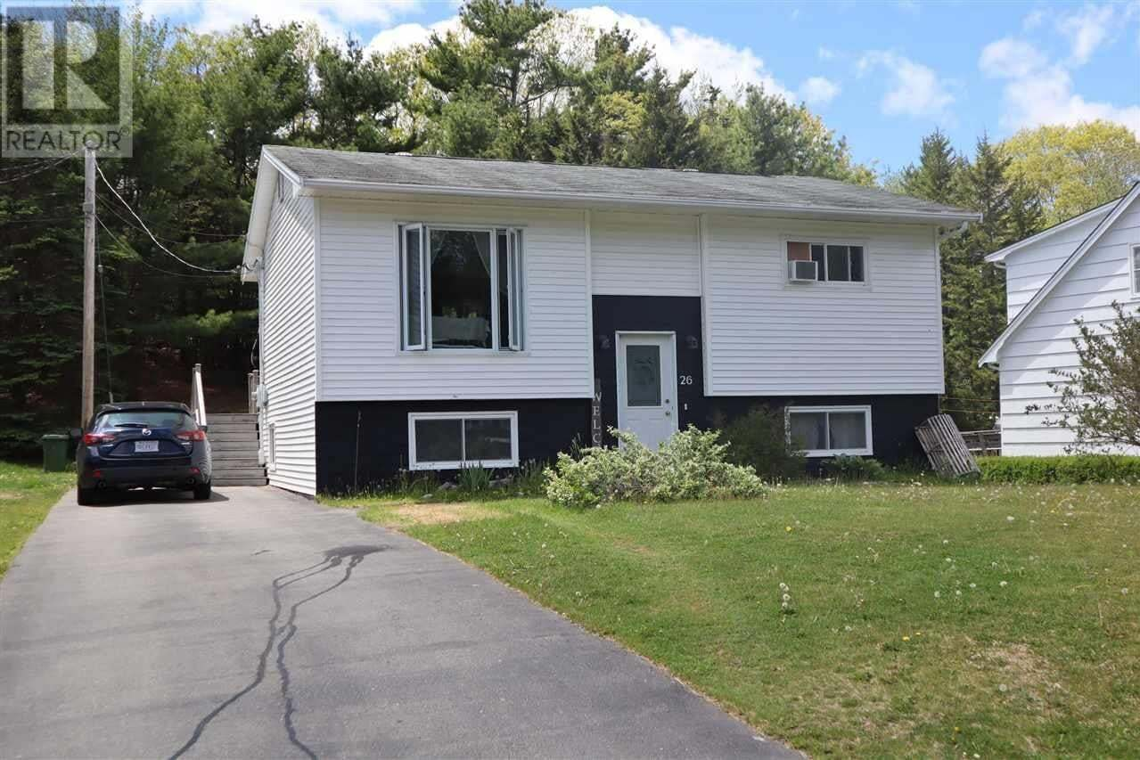 House for sale at 26 Crowell St Liverpool Nova Scotia - MLS: 202009438