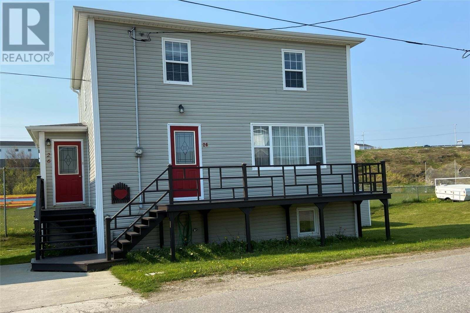 House for sale at 26 Currie Ave Port Aux Basques Newfoundland - MLS: 1222083