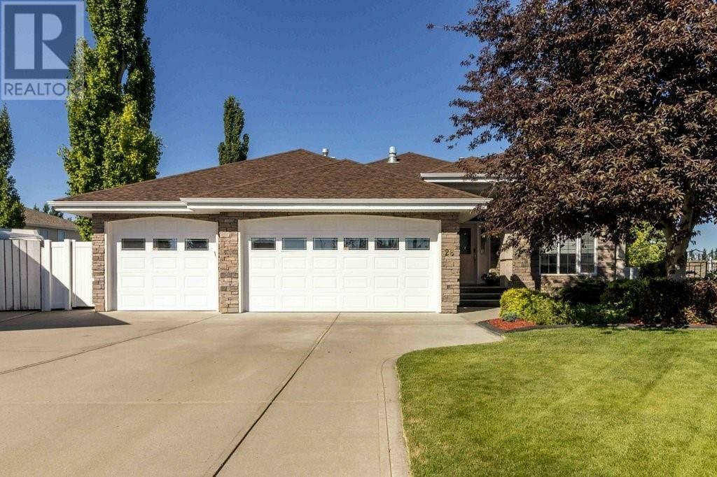 House for sale at 26 Dalton Cs Red Deer Alberta - MLS: ca0188138