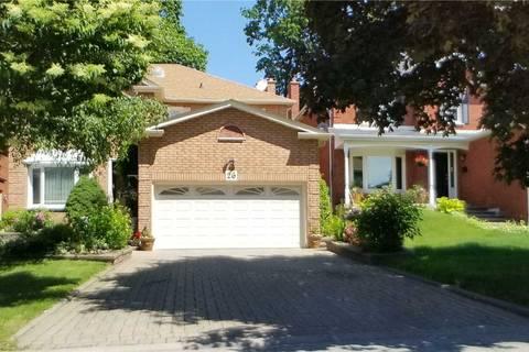 House for sale at 26 Dartmoor Dr Toronto Ontario - MLS: E4501730