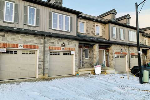 Townhouse for rent at 26 Dayman Dr Hamilton Ontario - MLS: X4658502