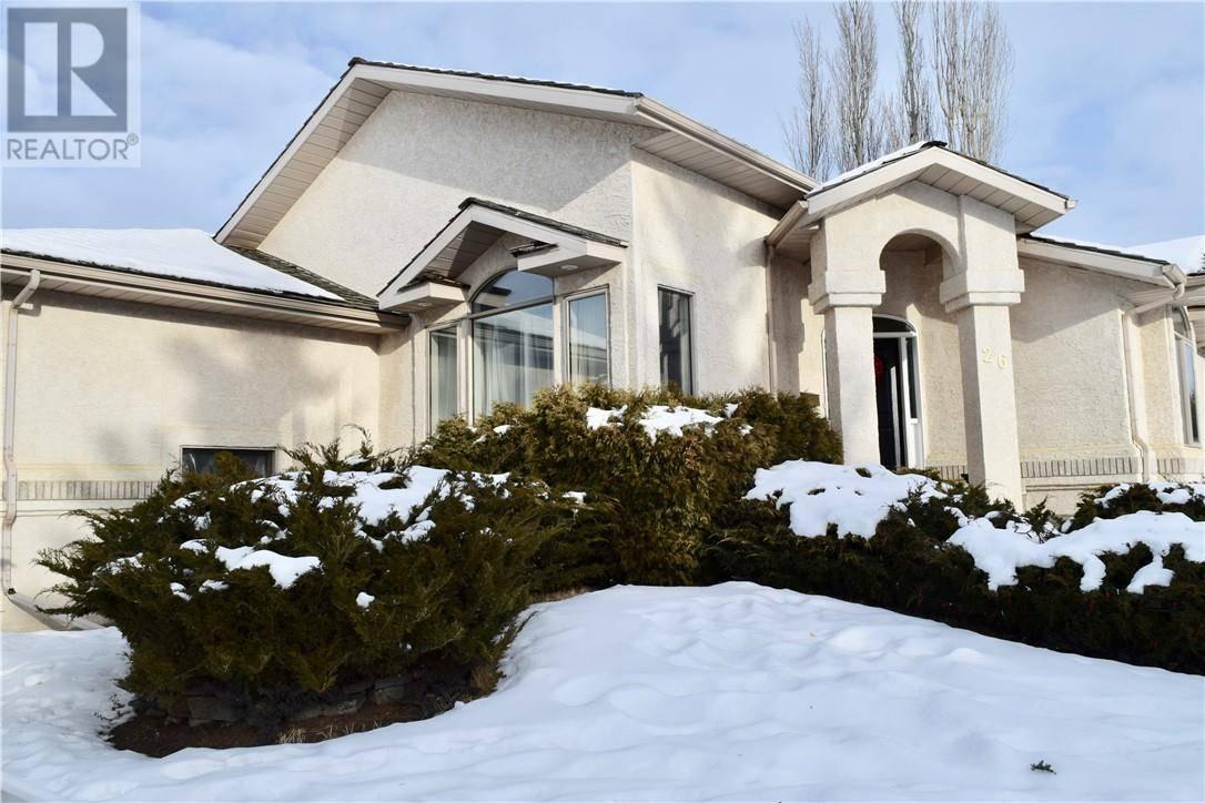 House for sale at 26 Denison Cres Red Deer Alberta - MLS: ca0182726